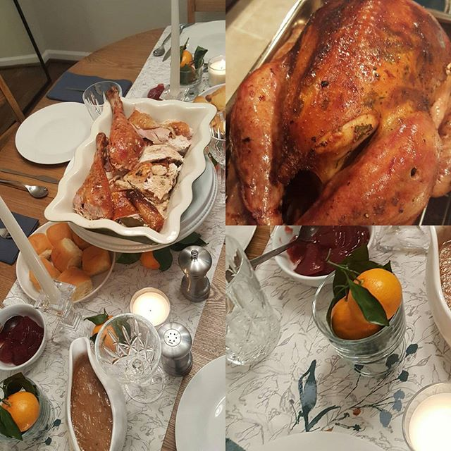 Playing Catch Up…Thanksgiving